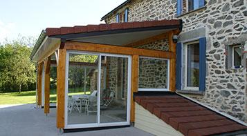 Artisan menuisier qualifi rge saint eloy menuiserie - Fabricant veranda pologne ...